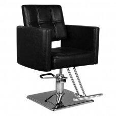 Kirpyklos kėdė SM344, juoda