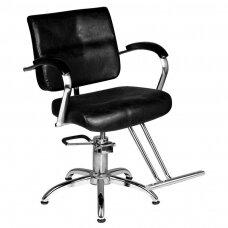 Kirpyklos kėdė SM361, juoda