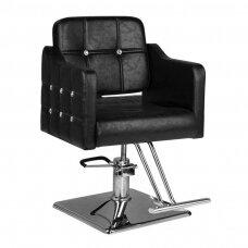 Kirpyklos kėdė SM362, juoda
