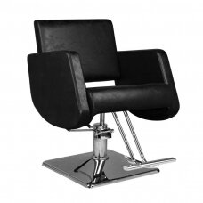 Kirpyklos kėdė SM376, juoda