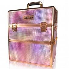 Kosmetikos lagaminas ROSE GOLDEN