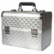 Kosmetikos lagaminas WHITE DIAMOND
