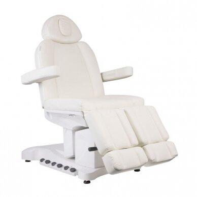 Elektrinė kosmetologinė kėdė AZZURRO 708BS PEDI PRO EXCLUSIVE 3 variklių, su šildymo funkcija 2