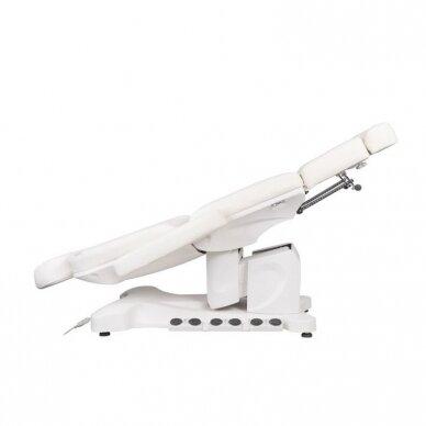 Elektrinė kosmetologinė kėdė AZZURRO 708BS PEDI PRO EXCLUSIVE 3 variklių, su šildymo funkcija 10