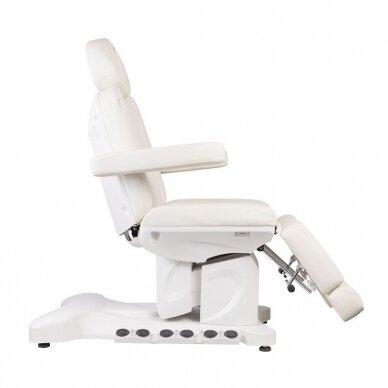 Elektrinė kosmetologinė kėdė AZZURRO 708BS PEDI PRO EXCLUSIVE 3 variklių, su šildymo funkcija 11