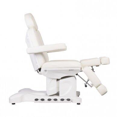Elektrinė kosmetologinė kėdė AZZURRO 708BS PEDI PRO EXCLUSIVE 3 variklių, su šildymo funkcija 12
