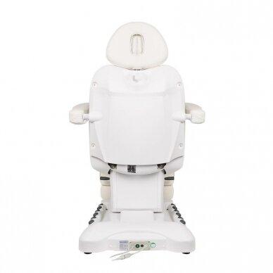 Elektrinė kosmetologinė kėdė AZZURRO 708BS PEDI PRO EXCLUSIVE 3 variklių, su šildymo funkcija 4