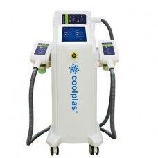 Krioterapijos aparatas CRYOLIPOLYS COOLPLAS (3 antgaliai)