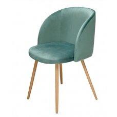 Laukiamojo fotelis, sąmanų spalvos