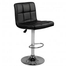 Makiažo kėdė M06, juoda