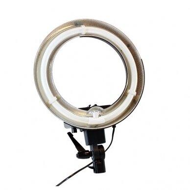 Makiažo lempa 12R, su stovu ir krepšiu 5