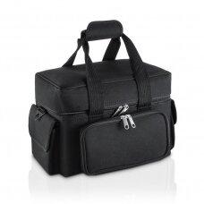 Meistro lagaminas, juodos spalvos