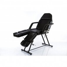 Pedikiūro kėdė, juoda 2