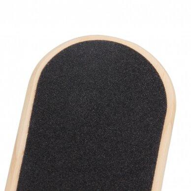 Pėdų odos šveitimo medinė mentelė, dvipusė 2