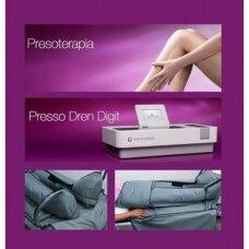 Presoterapijos aparatas DEC25