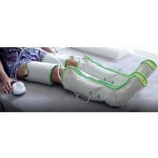 Presoterapijos aparatas tinkamas naudoti ir namuose