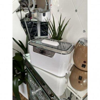 Profesionali ultragarso vonelė instrumentų valymui ACDS-300, (tinka manikiūro dildėms) 800 ml. 3