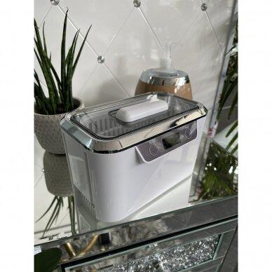 Profesionali ultragarso vonelė instrumentų valymui ACDS-300, (tinka manikiūro dildėms) 800 ml. 4