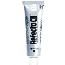 RefectoCil antakių , blakstienų ir barzdos gelio dažai (1.1), grafito spalva