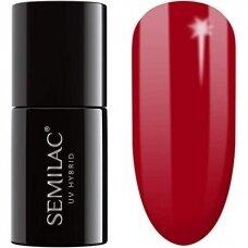 SEMILAC 027 Hybrid Intense Red 7 ml
