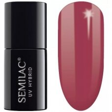 SEMILAC 068 Hybrid Delicate Red 7 ml
