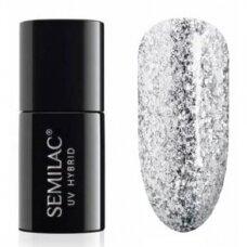 SEMILAC 292 Hybrid Silver Shimmer 7 ml
