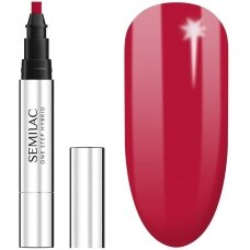 SEMILAC ONE STEP S550 Hybrid Marker Pure Red, 3 ml