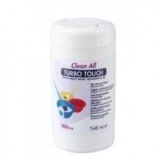 SIBEL servetelės dažų nuvalymui nuo odos