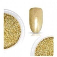 Blizgučiai nagams, auksinis
