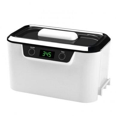 Profesionali ultragarso vonelė instrumentų valymui ACDS-300, (tinka manikiūro dildėms) 800 ml. 2