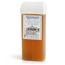 Vaškas kasetėje Quickepil, naturalus, 110 g.