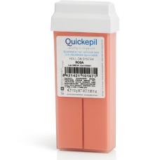 Vaškas kasetėje Quickepil, rožinis, 110 g.