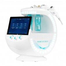Veido analizatorius + kosmetologinis vandens dermabrazijos prietaisas HYDRO SKIN + 7in1
