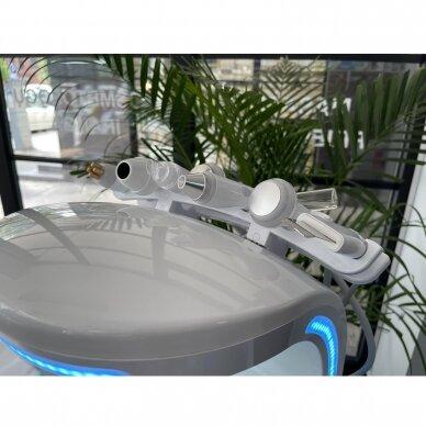 Veido analizatorius + kosmetologinis vandens dermabrazijos prietaisas HYDRO SKIN + 7in1 14