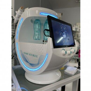Veido analizatorius + kosmetologinis vandens dermabrazijos prietaisas HYDRO SKIN + 7in1 15