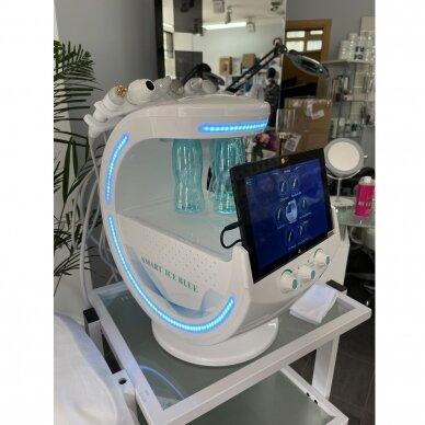 Veido analizatorius + kosmetologinis vandens dermabrazijos prietaisas HYDRO SKIN + 7in1 20