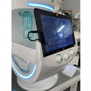 Veido analizatorius + kosmetologinis vandens dermabrazijos prietaisas HYDRO SKIN + 7in1 21