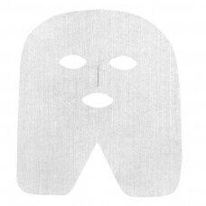 Vienkartinės neaustinės medžiagos kaukės, 50 vnt.