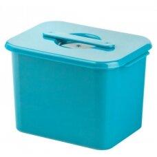 Vonelė įrankių dezinfekavimui 1,3 Ltr, turkio spalvos
