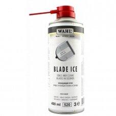 WAHL BLADE ICE kirpimo mašinėlių ašmenis vėsinantis purškiklis, 400 ml.